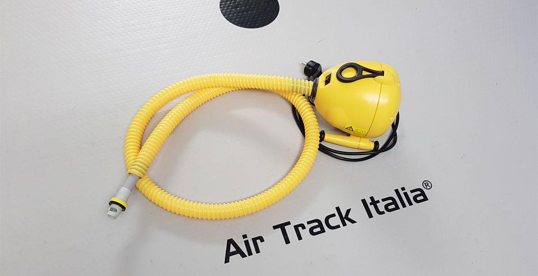 Gonfiatore elettrico | Accessori air track Air Track Italia®