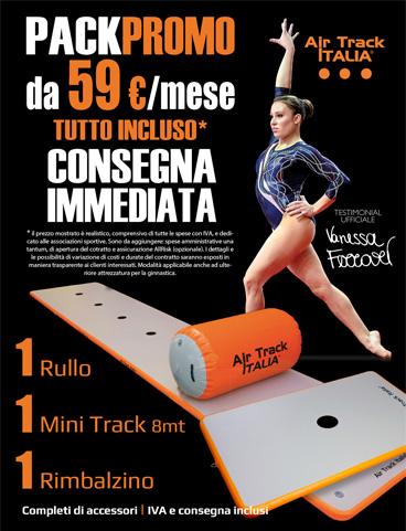Promozione Air Leasing Air Track Italia®