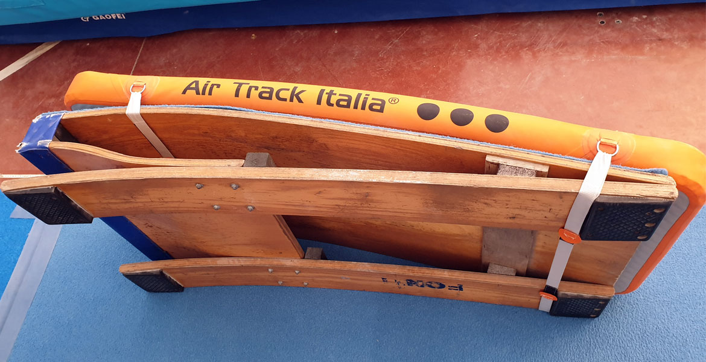 Cinghie AirCOVER | Accessori air track Air Track Italia®