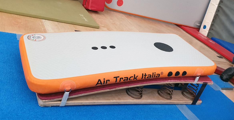 Uso Cinghie AirCOVER | Accessori air track Air Track Italia®