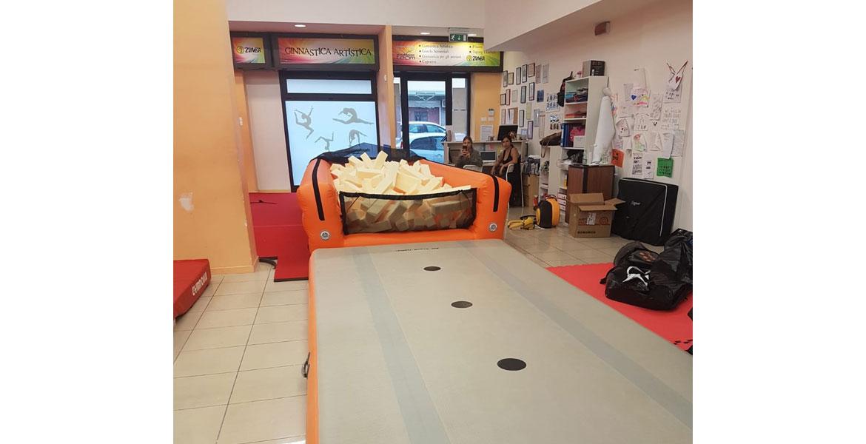 UPIT Foam e MAXI | Buche UPIT Air Track Italia®
