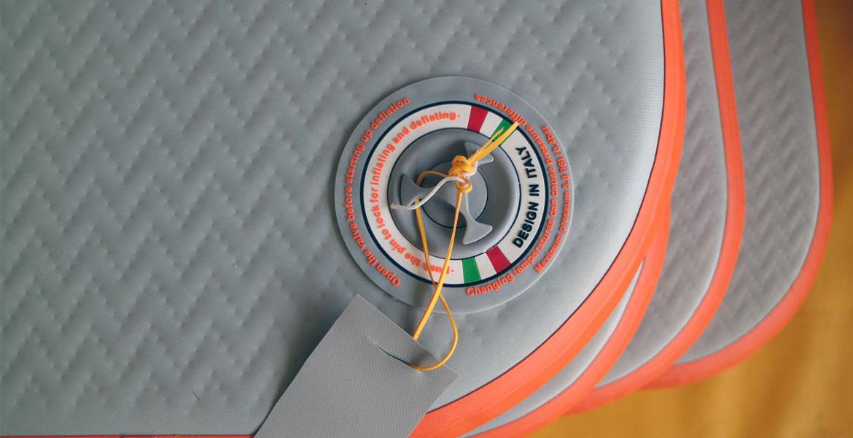 Valvola RIMBALZINO Air Track Italia®