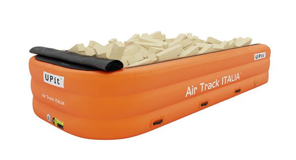 UPIT Foam | Buche UPIT Air Track Italia®