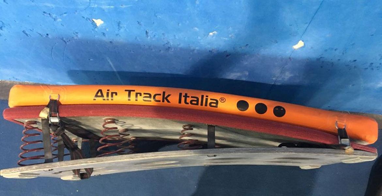 AirCOVER | Pedana air track Air Track Italia®