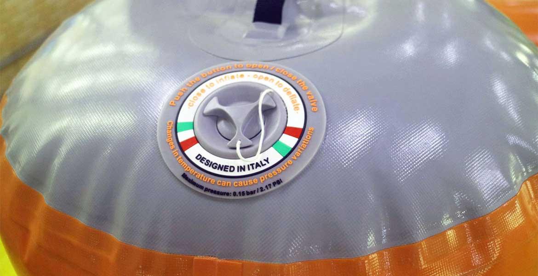 Valvola di RULLO | Air track Air Track Italia®