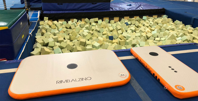 RIMBALZINO e AirCOVER | Air track Air Track Italia®