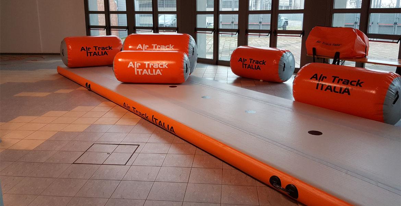 MAXI e linea RULLO | Air Track Air Track Italia®