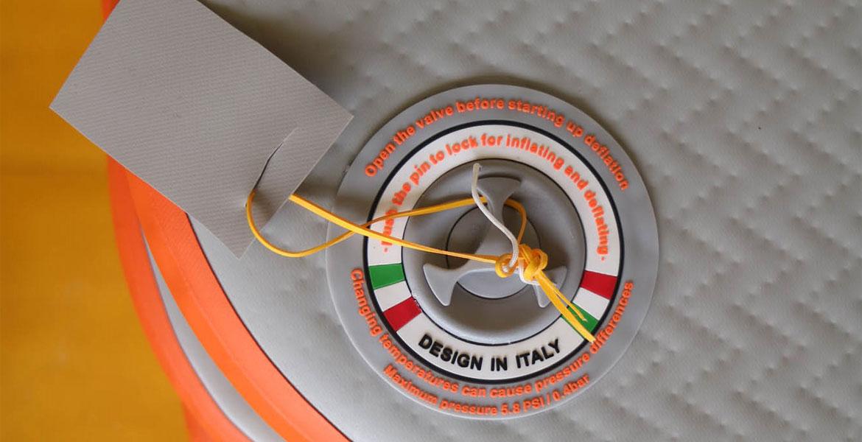 Valvola MINI 4 | Air Track Air Track Italia®