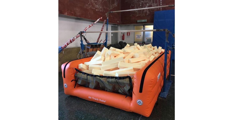 UPIT Foam e parallele | Buche UPIT Air Track Italia®