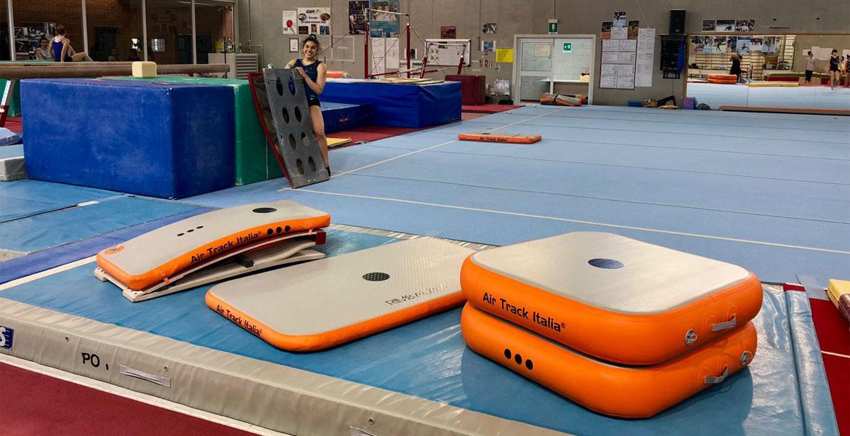 RIMBALZINO | Air track Air Track Italia®