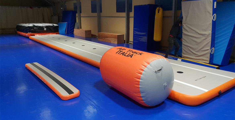 RULLO e altri air track Air Track Italia®
