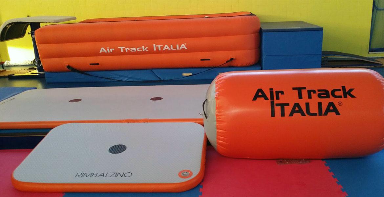 RIMBALZINO e altri prodotti Air Track Italia®