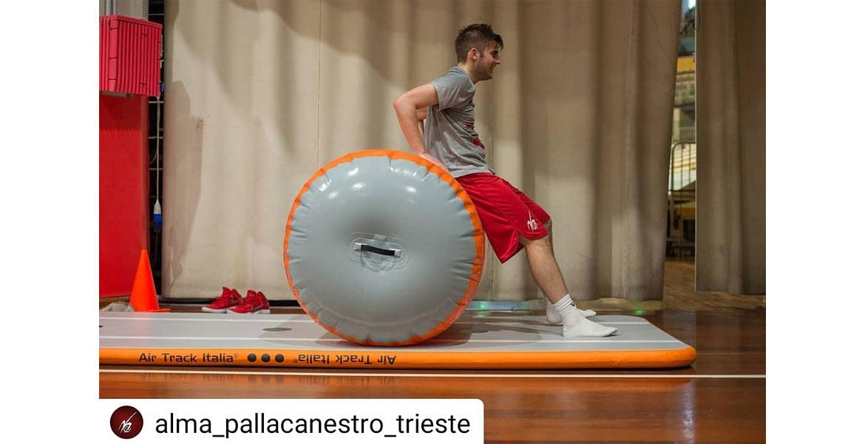 RULLO e MINI Air Track Italia®