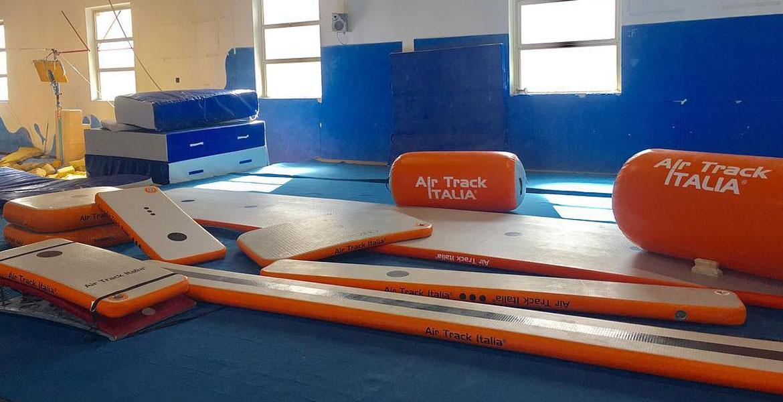 TRAVINA e altri air track Air Track Italia®