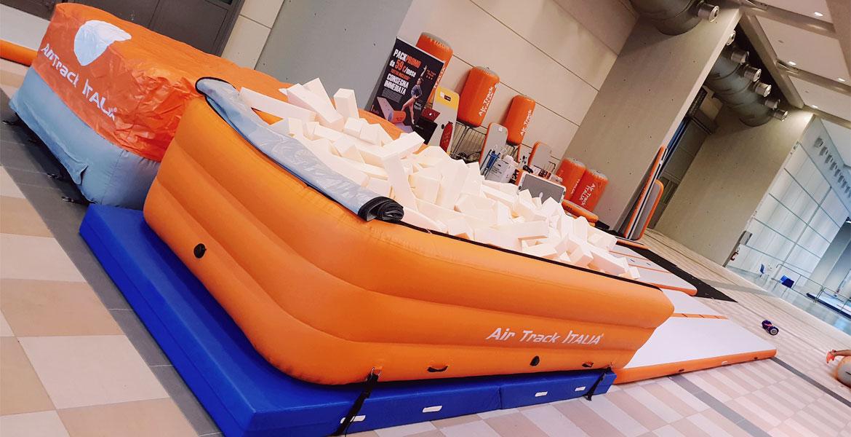 UPIT Foam e UPIT Cloud | Buche UPIT Air Track Italia®