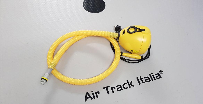 MINI con gonfiatore elettrico | Air Track Air Track Italia®