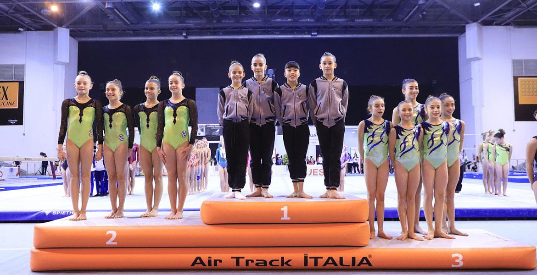AirPODIUM | Air Track Air Track Italia®
