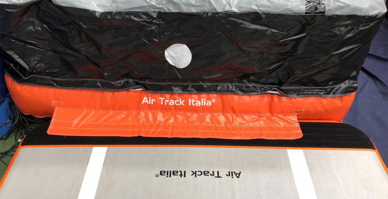 Particolare UPIT Cloud | Buche UPIT Air Track Italia®