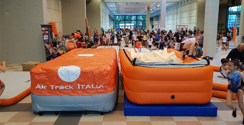 Buche UPIT Air Track Italia®