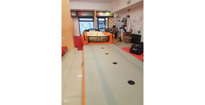MAXI e UPIT Foam Air Track Italia®