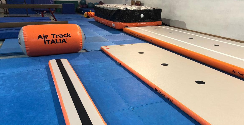 MAXI ed altri air track Air Track Italia®
