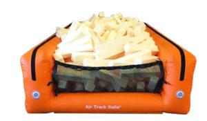 Riempimento UPIT Foam | Accessori buche UPIT Air Track Italia®