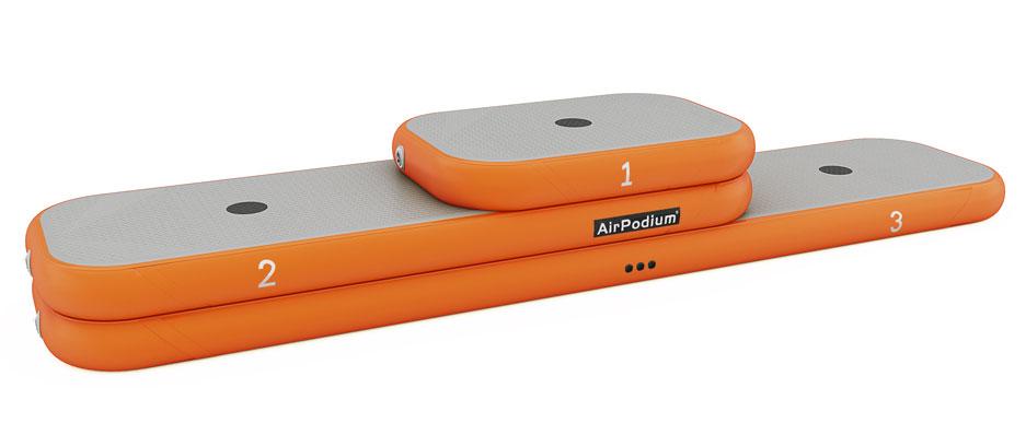 AirPODIUM - Podio premiazioni gonfiabile